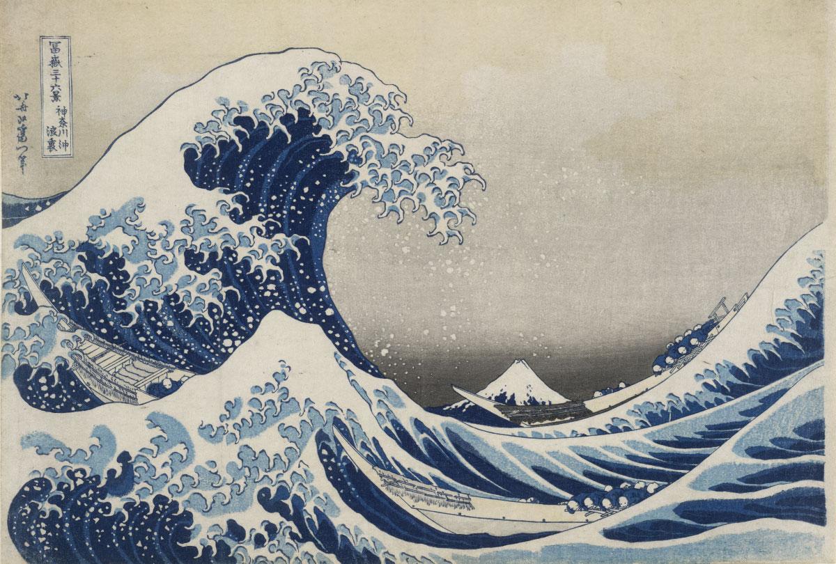 Under the Wave off Kanagawa