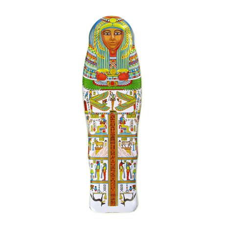 Mummy pencil tin, Denytenamun