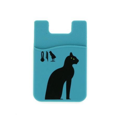 Egyptian Cat card holder