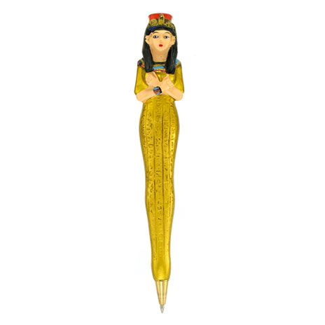 Mummy pen