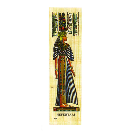 Egyptian Papyrus bookmark