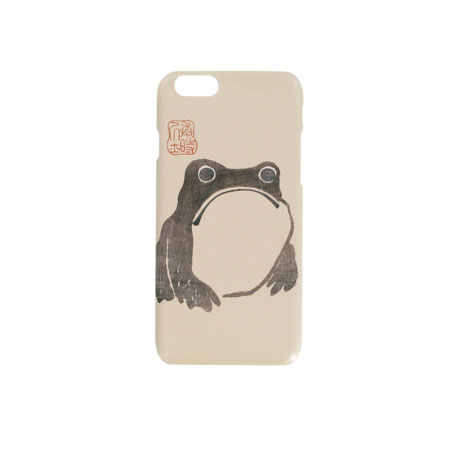 Hoji Frog iPhone 6 cover