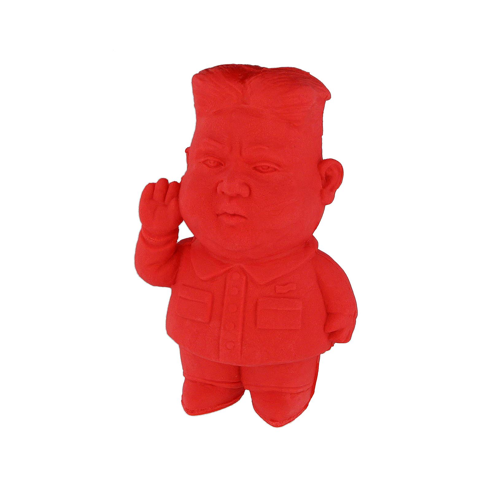 Kim Jong-un eraser