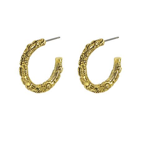 Oxus treasure dragon earrings
