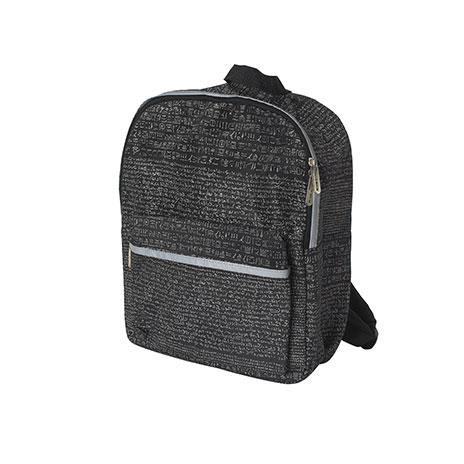 Rosetta Stone rucksack