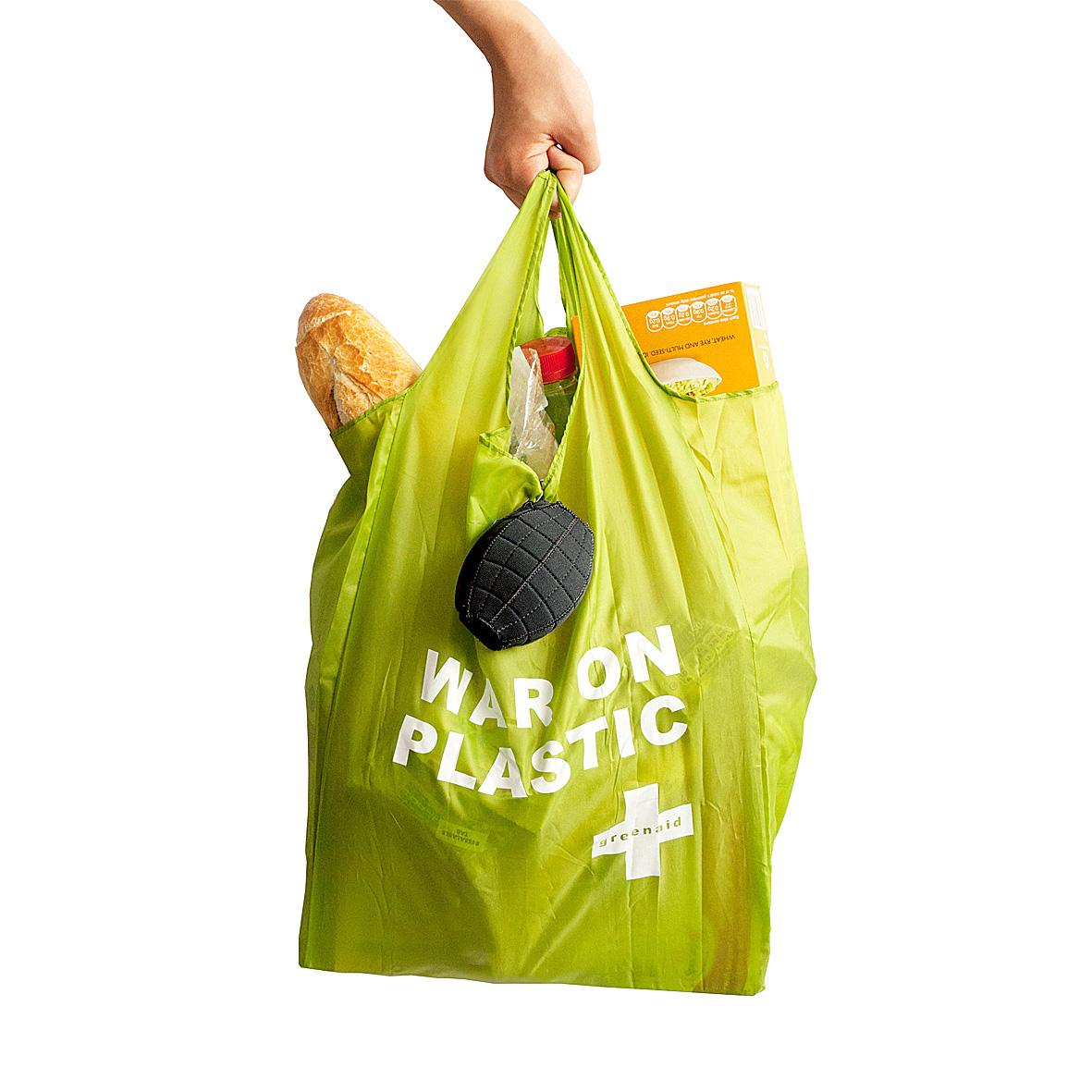 War on plastic bag