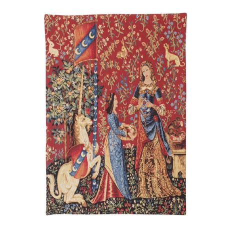L'Odorat Tapestry hanging panel
