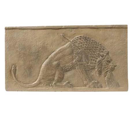 Dying Lion replica