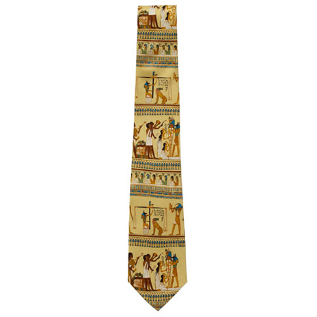 Book of the Dead tie