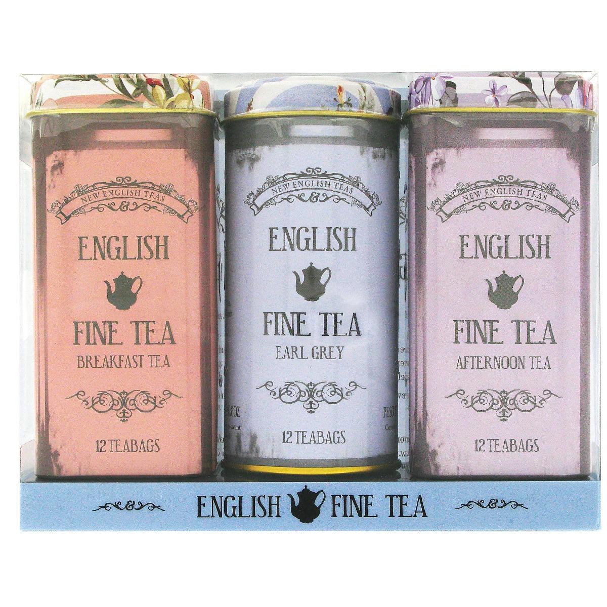 Vintage floral English fine tea set