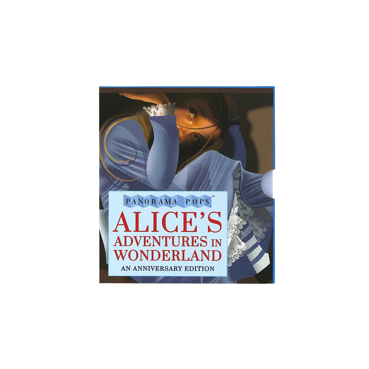 Alice in Wonderland: Panorama Pops