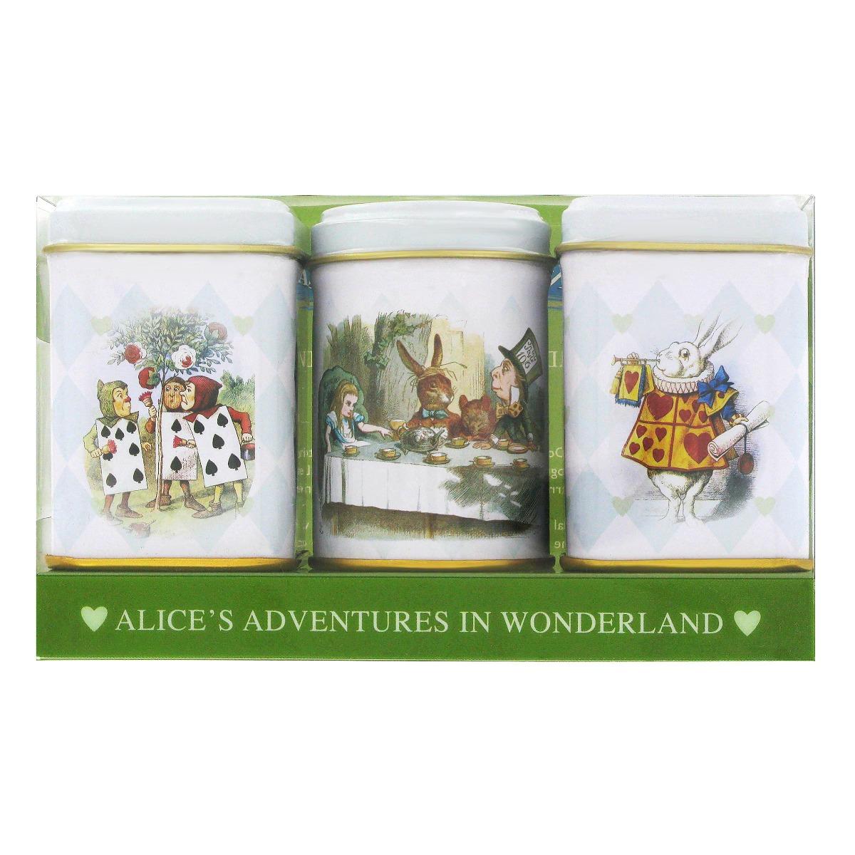 Alice in Wonderland gift set (mini)