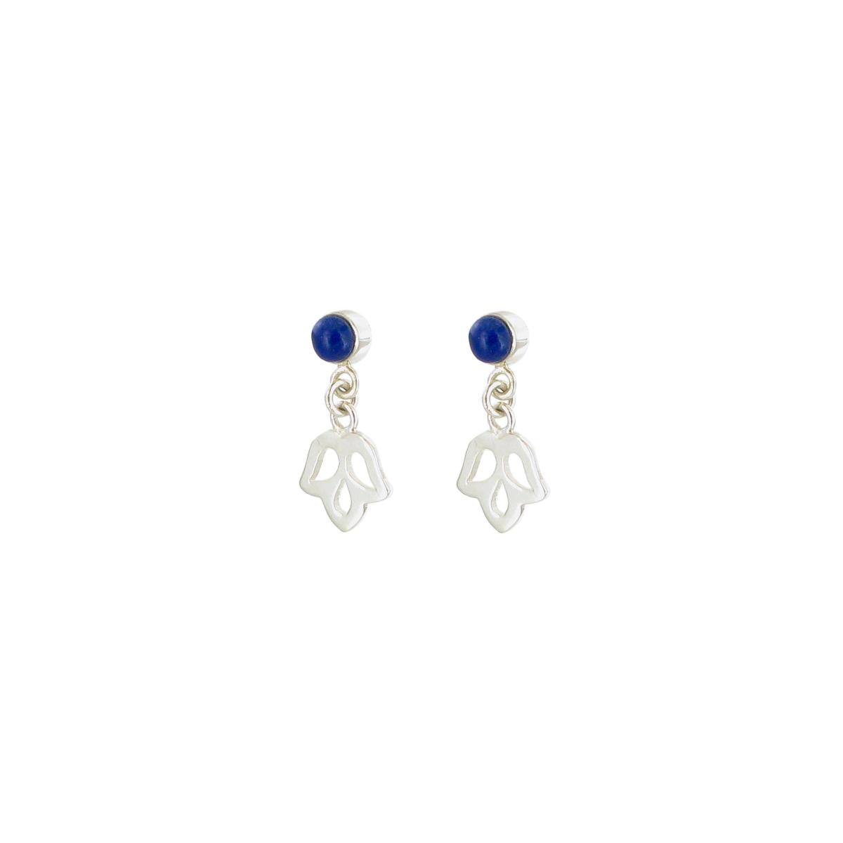 Alina blossom earrings