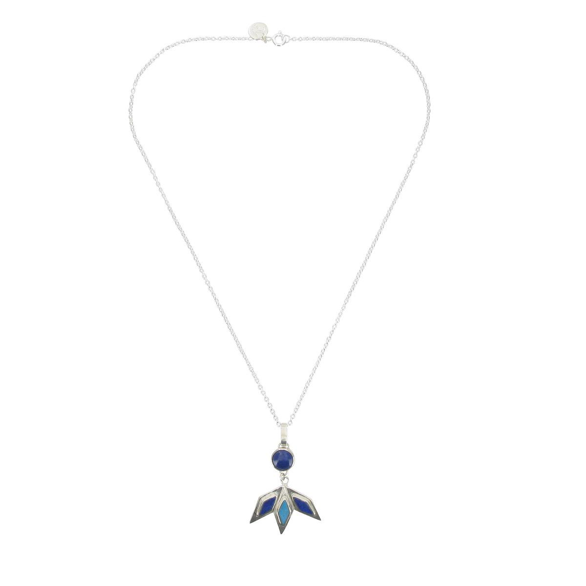 Alina star pendant necklace