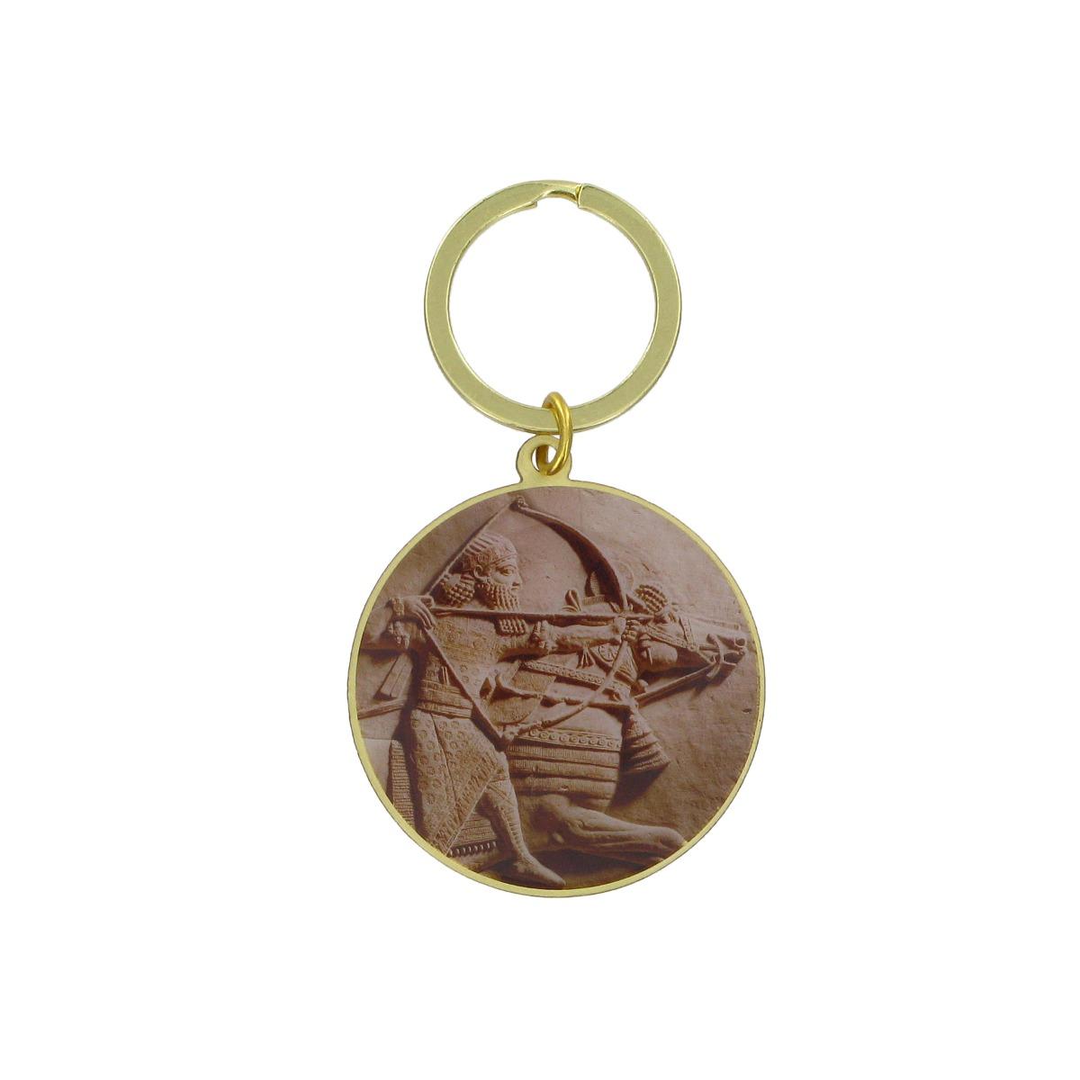 Ashurbanipal keyring