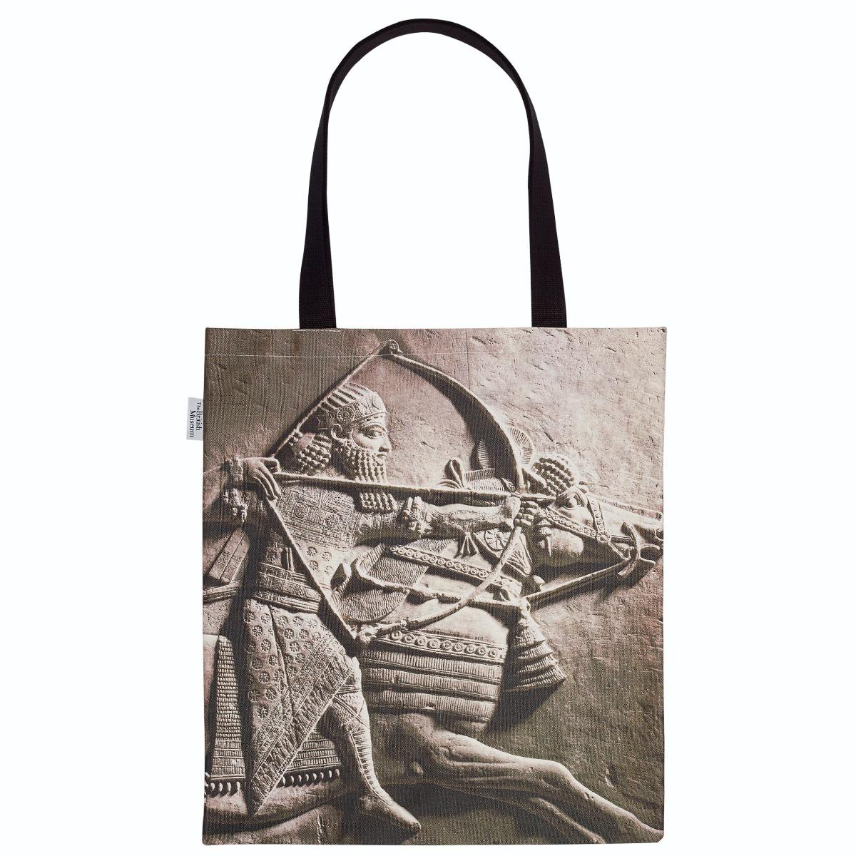 Ashurbanipal totebag