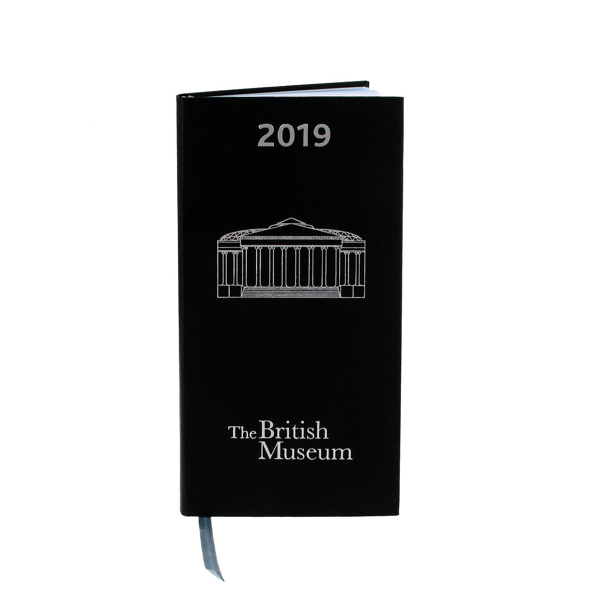 British Museum 2019 diary