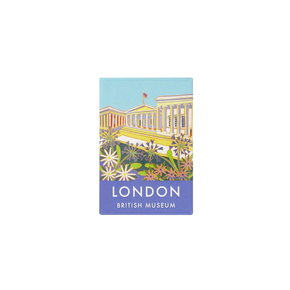 British Museum magnet