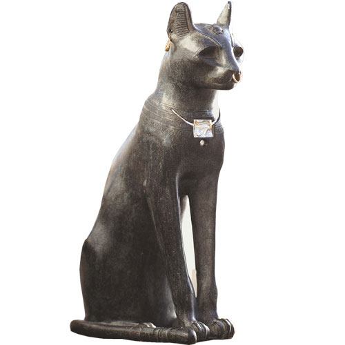 Gayer Anderson Cat (bronze)