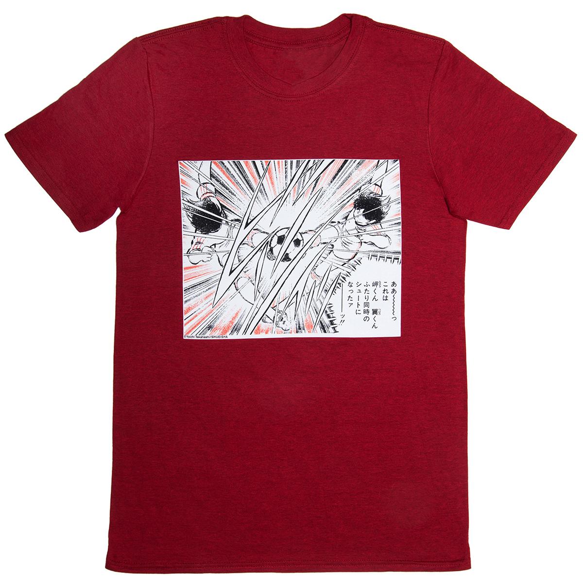Captain Tsubasa t-shirt  (L)