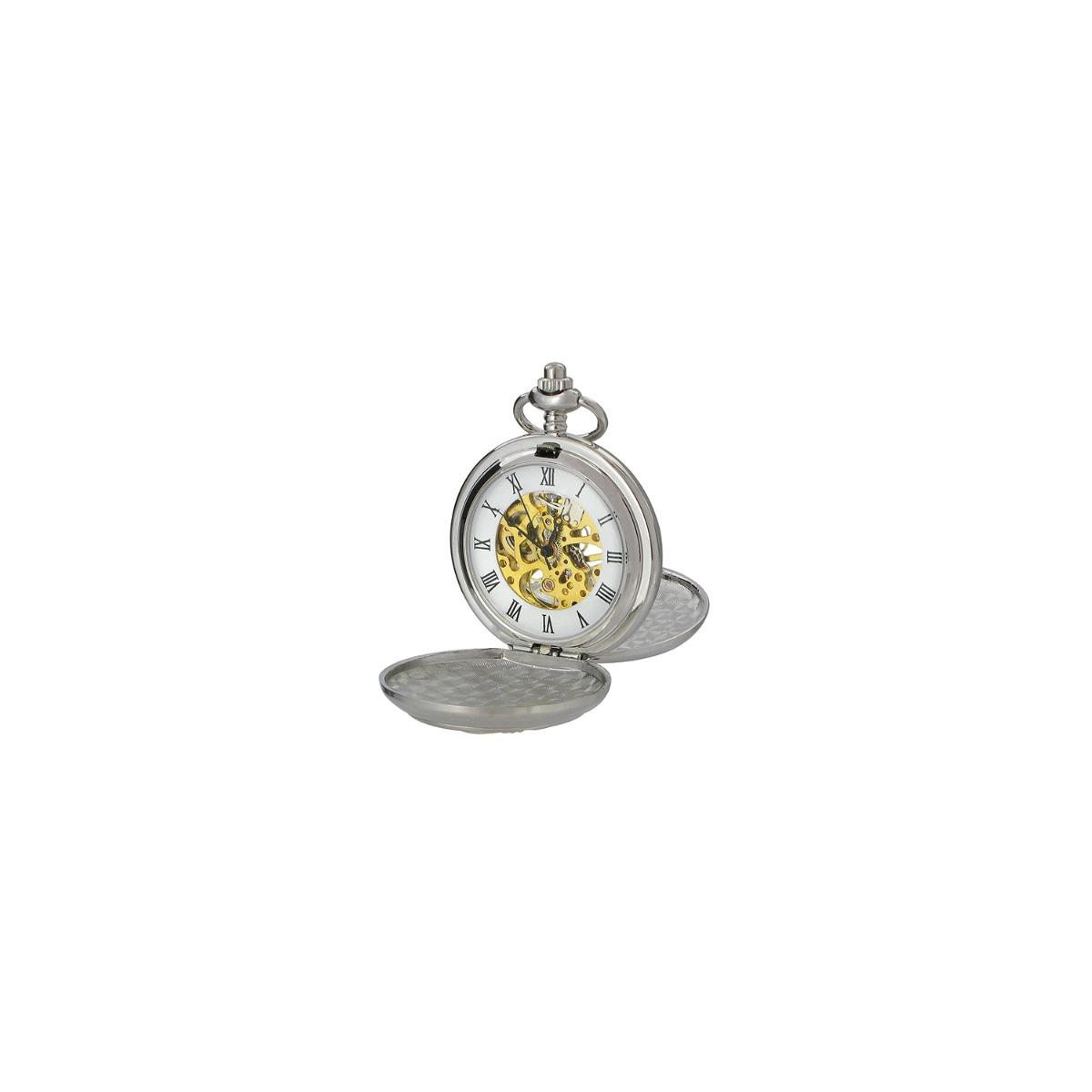 Jean Pierre Double Hunter pocket watch (gold)