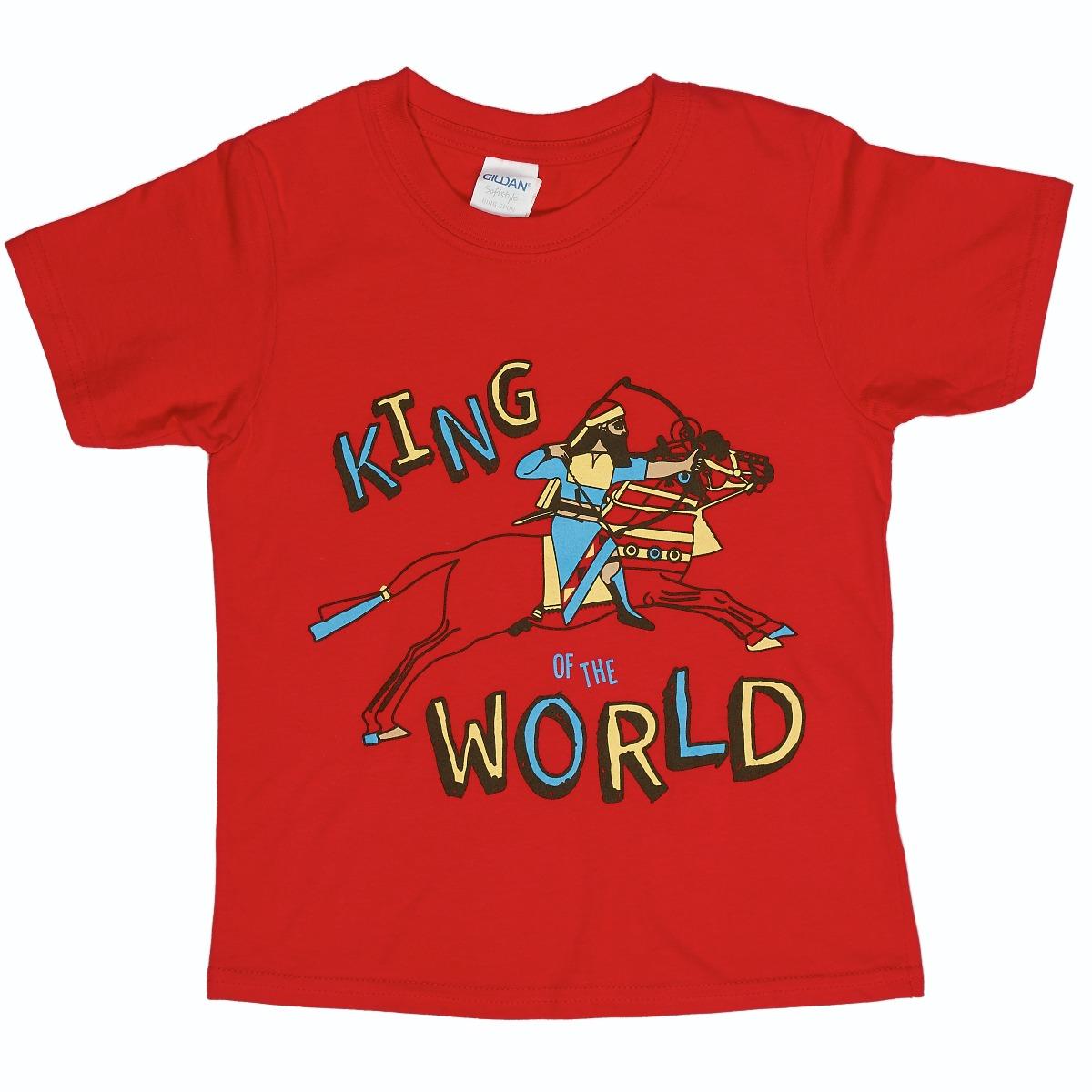 Children's horseback t-shirt