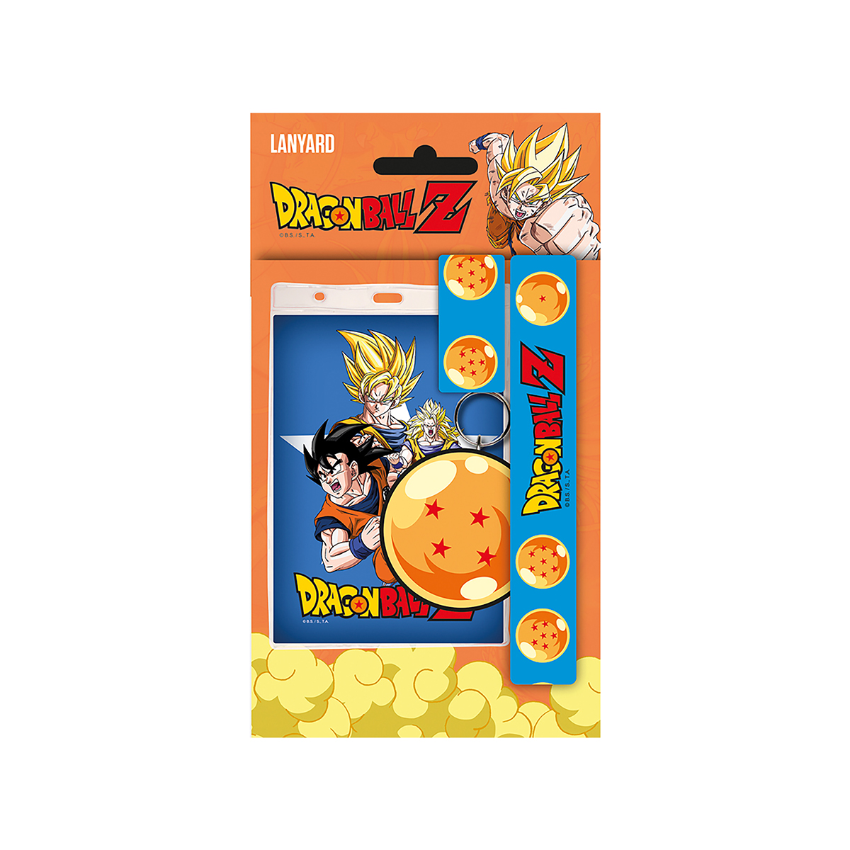 Dragon Ball Z lanyard