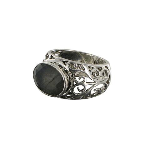 Filigree ring (7_N)