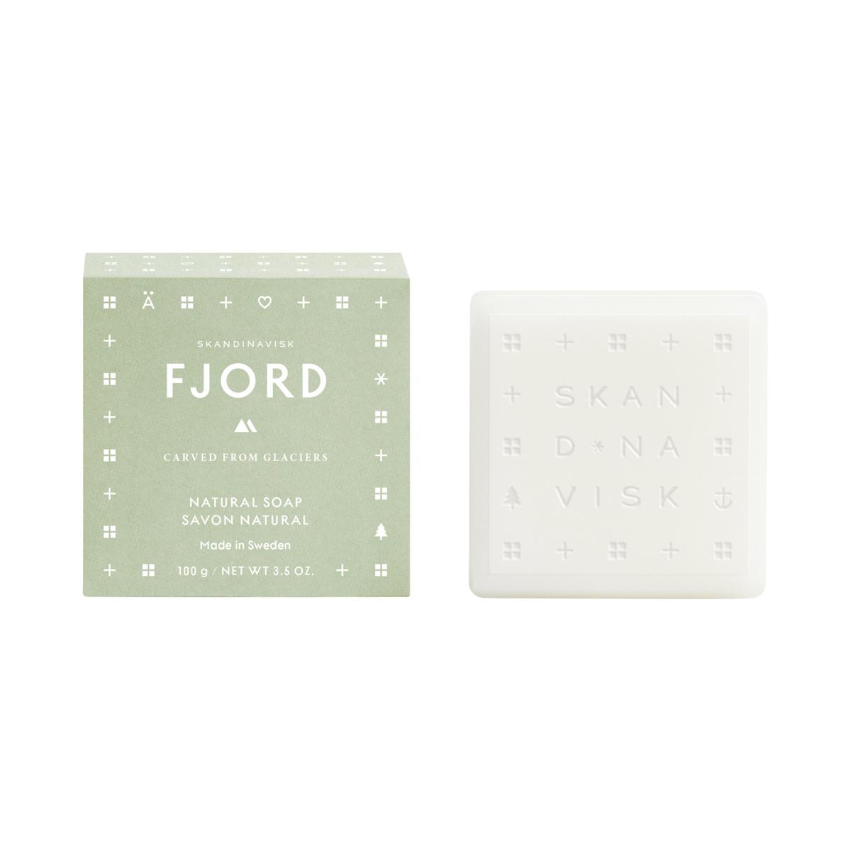 Fjord soap bar