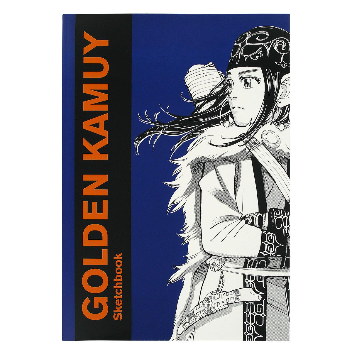 Golden Kamuy sketchbook