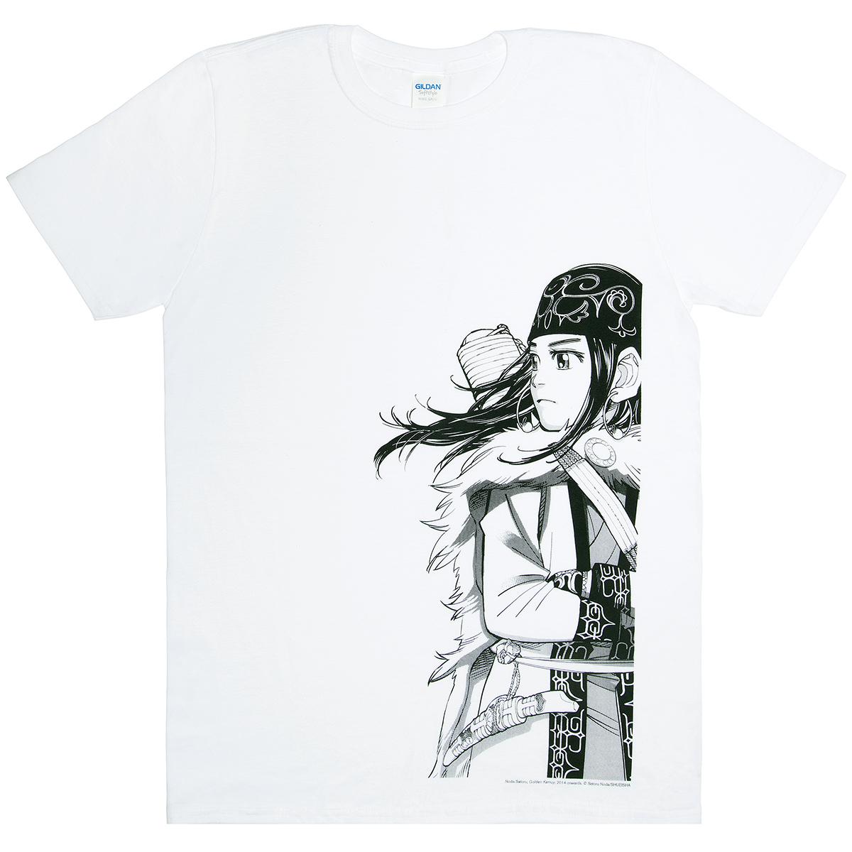 Golden Kamuy t-shirt (XL)
