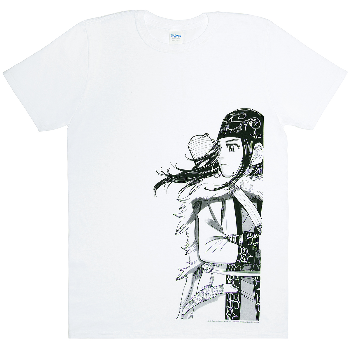 Golden Kamuy t-shirt (XL)