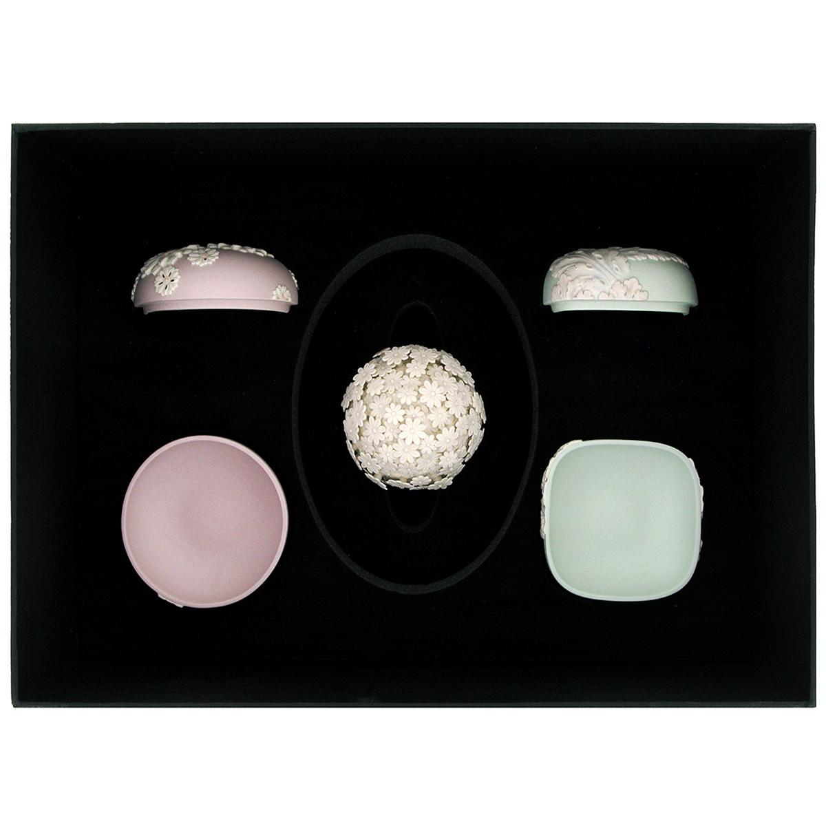 Hitomi Hosono Sansai Gift Boxes (Set of 3)