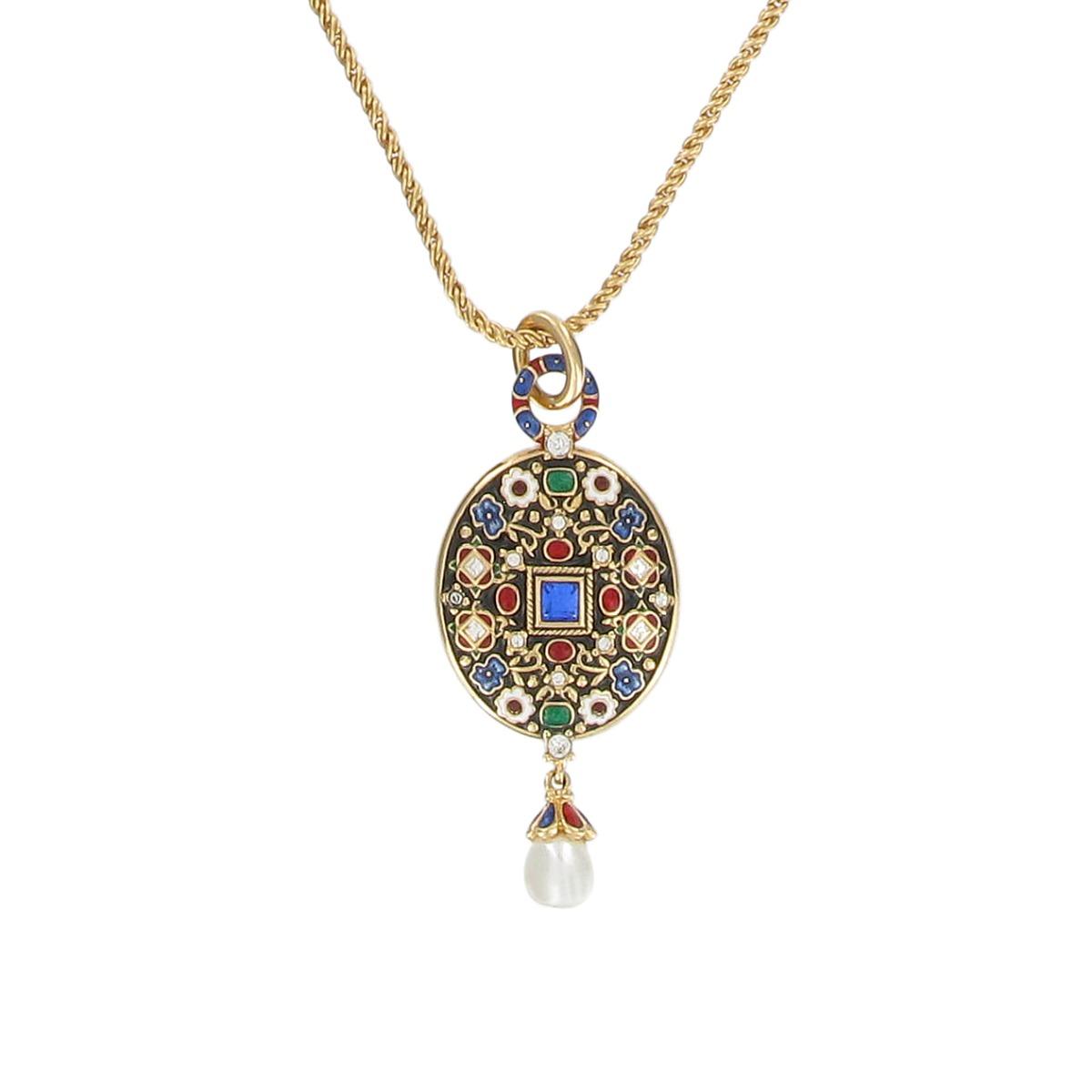 Grenville pendant necklace
