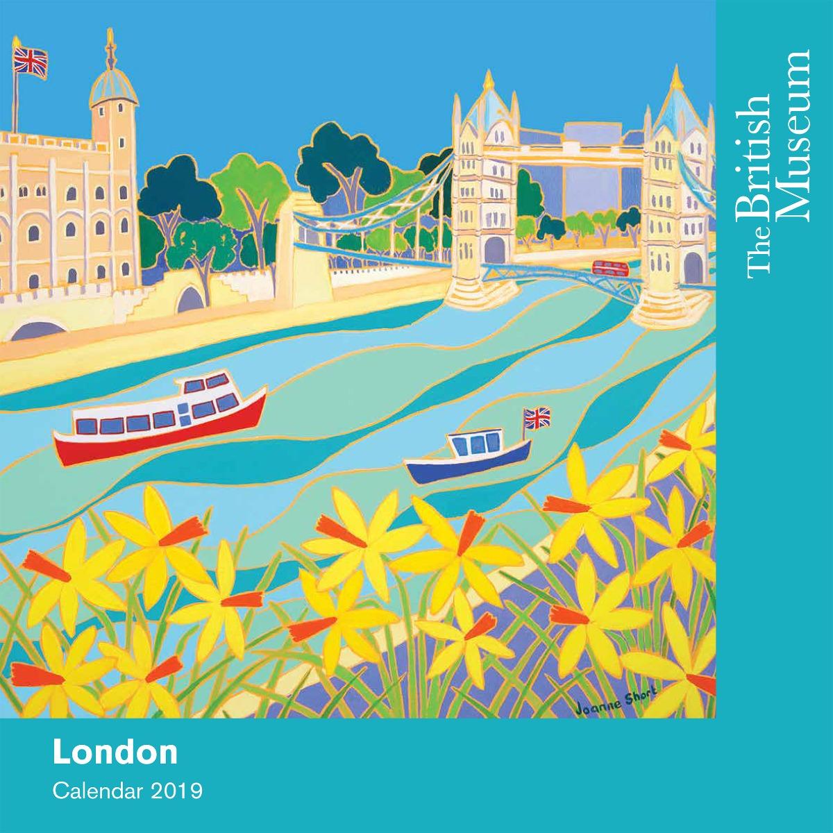 London 2019 calendar