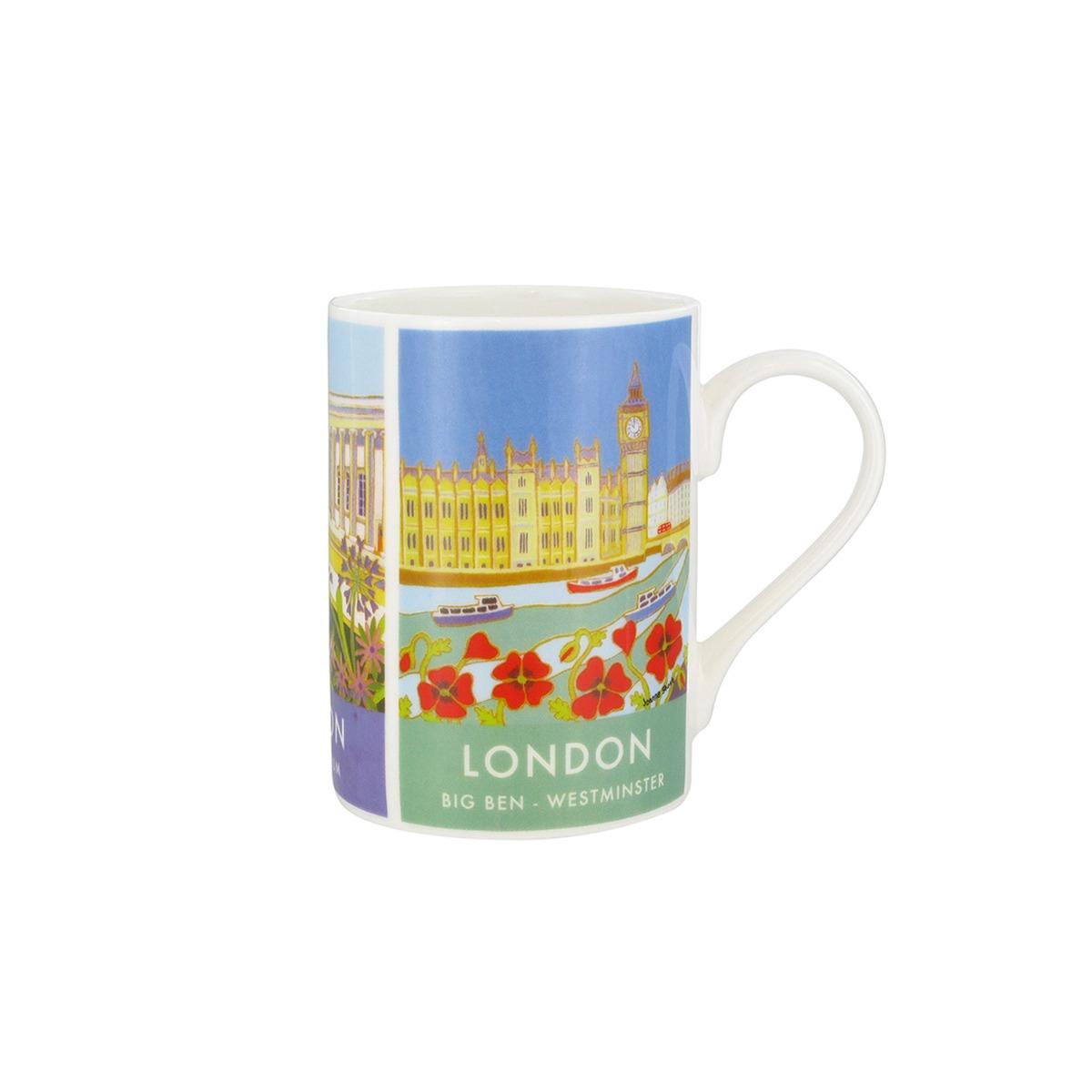 London Poster mug