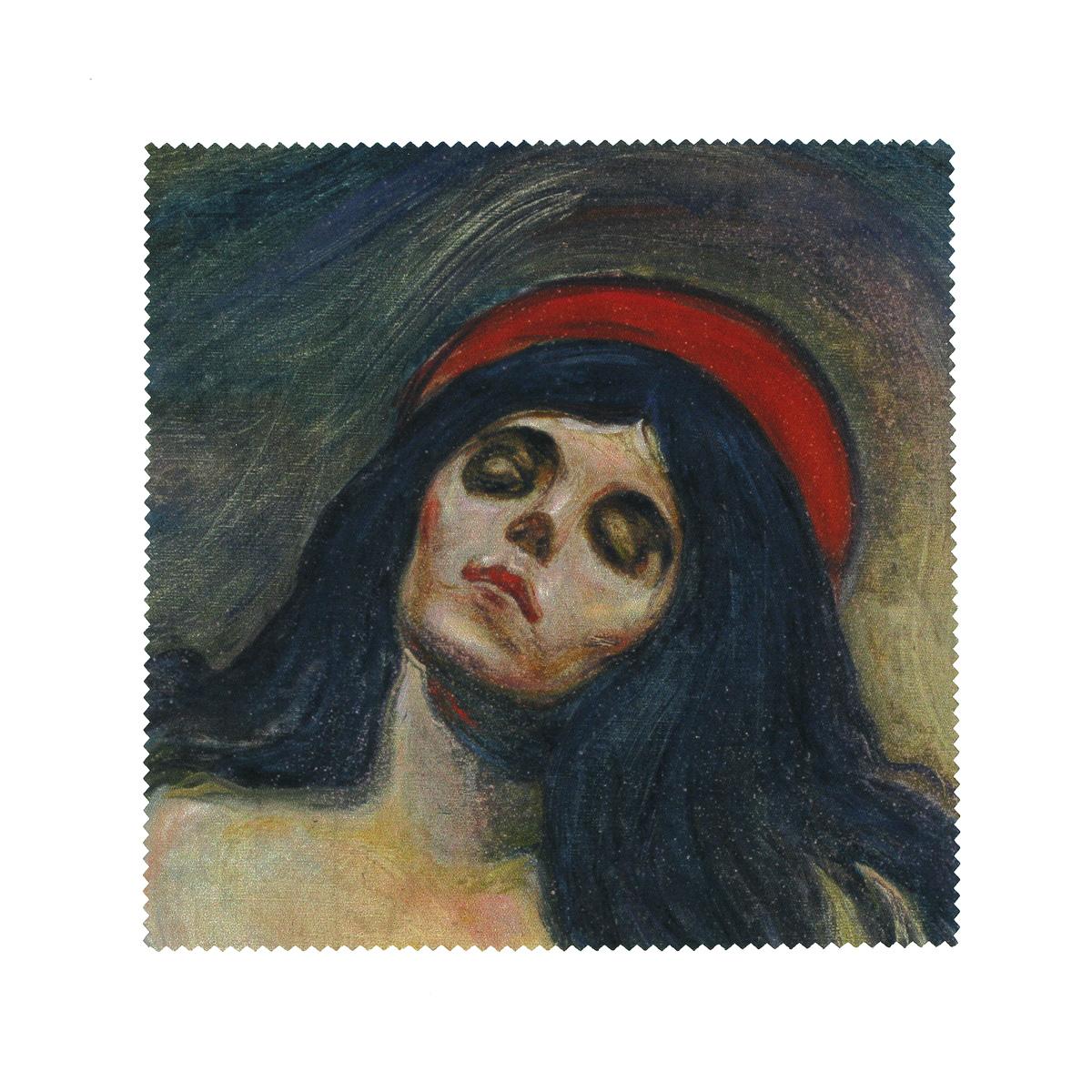 Edvard Munch's Madonna Lens Cloth
