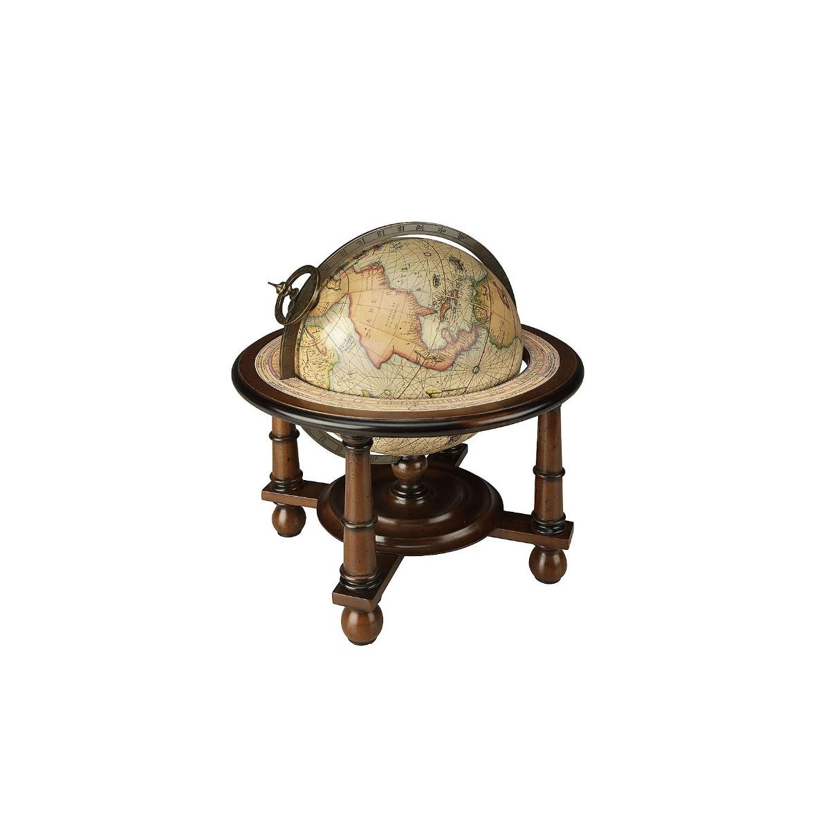 Navigator's Terrestrial Globe replica