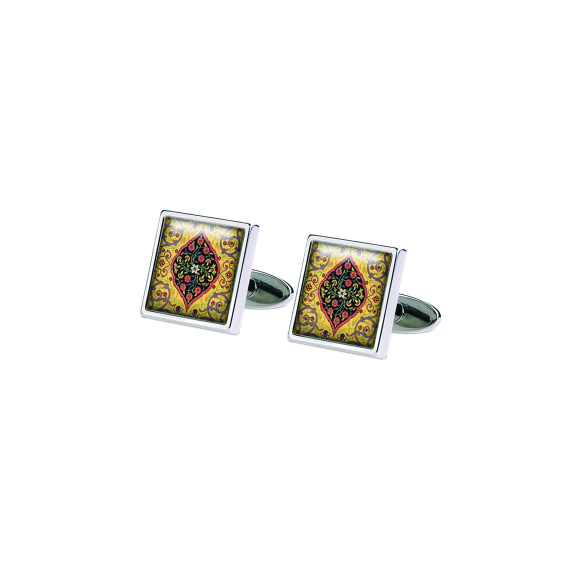 Persian cufflinks