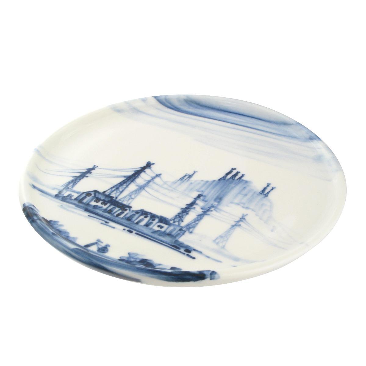 Phantom landscape plate