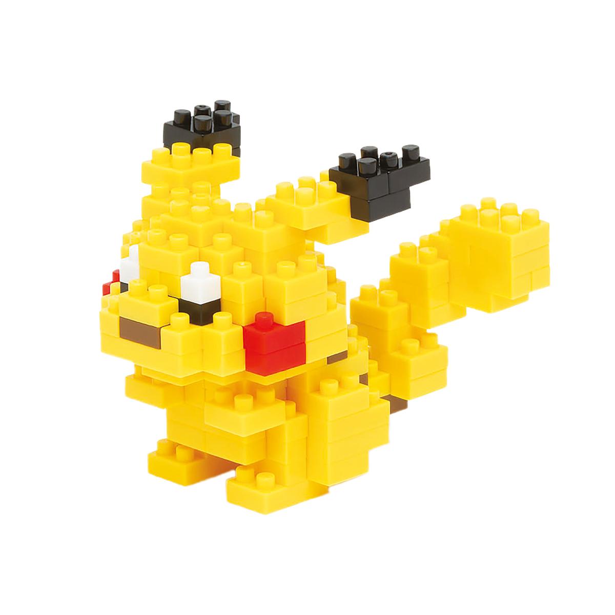 Pikachu nanoblock