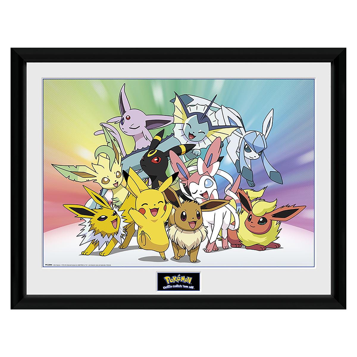 Pokémon print