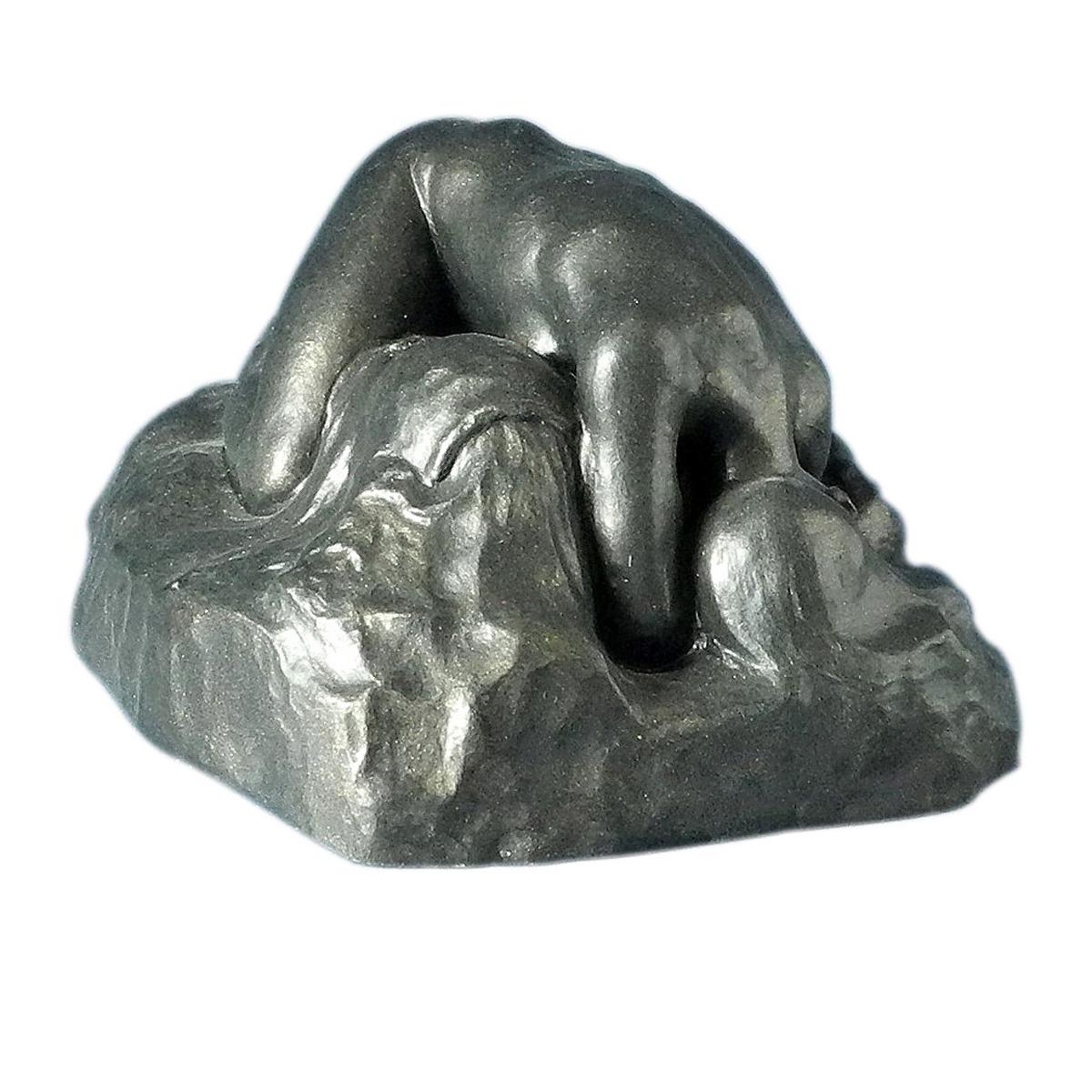 Rodin, Danaïd sculpture