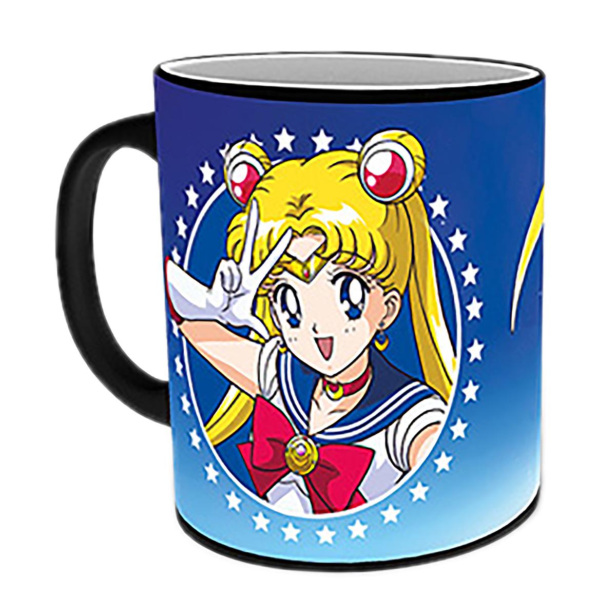 Sailor Moon colour changing mug