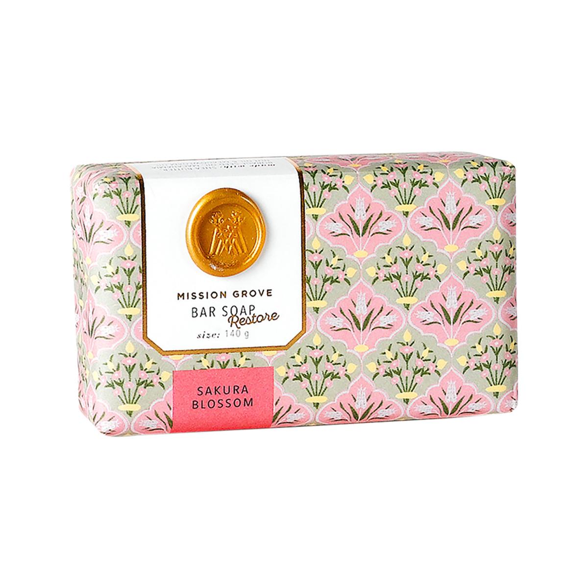 Sakura blossom soap