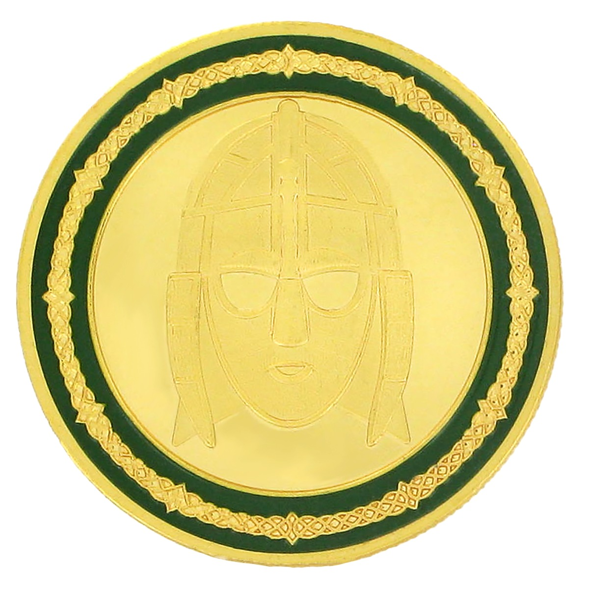 Sutton Hoo souvenir coin