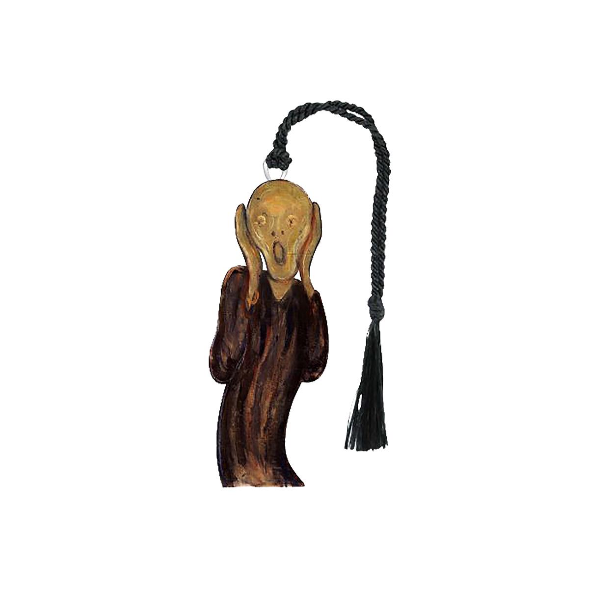 The Scream Bookmark