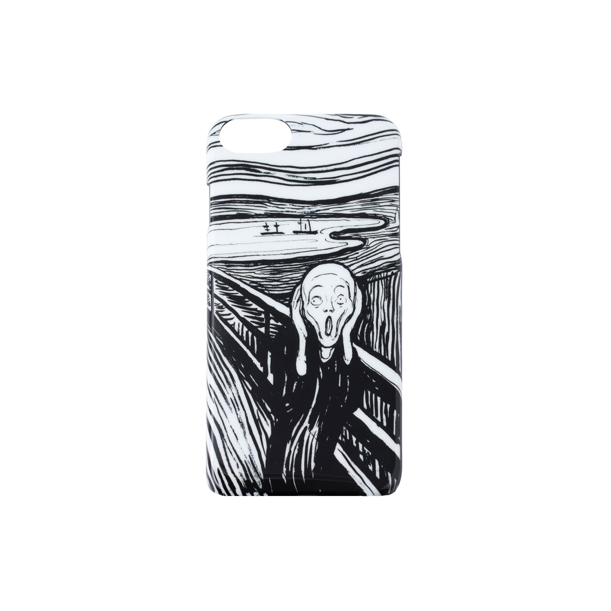 The Scream iPhone 7/6S cover