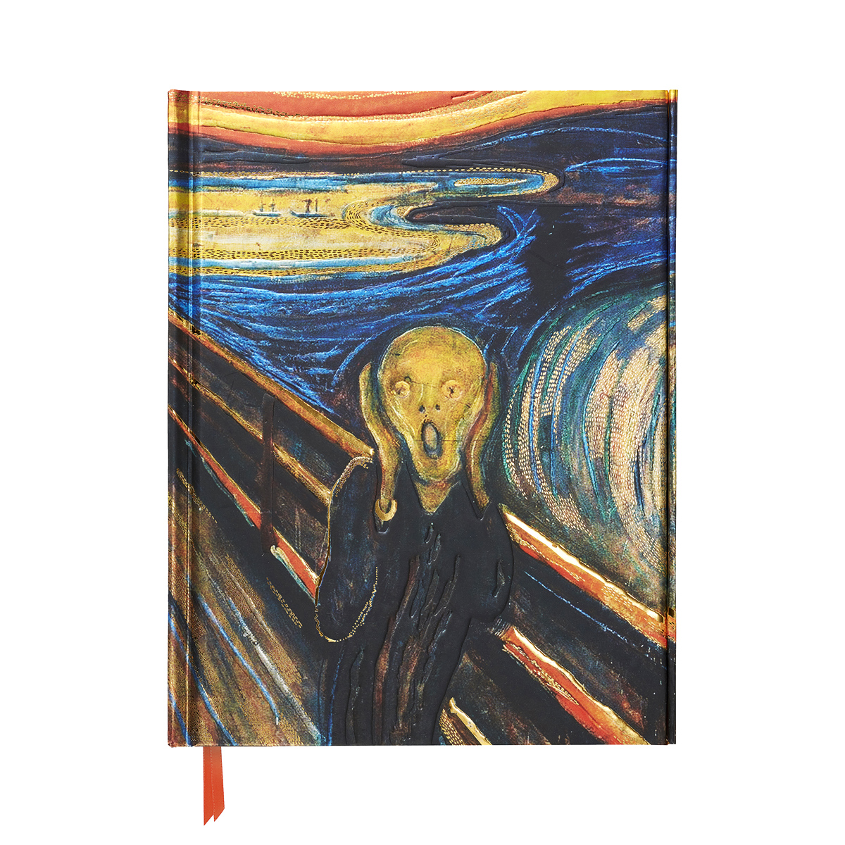 The Scream notebook