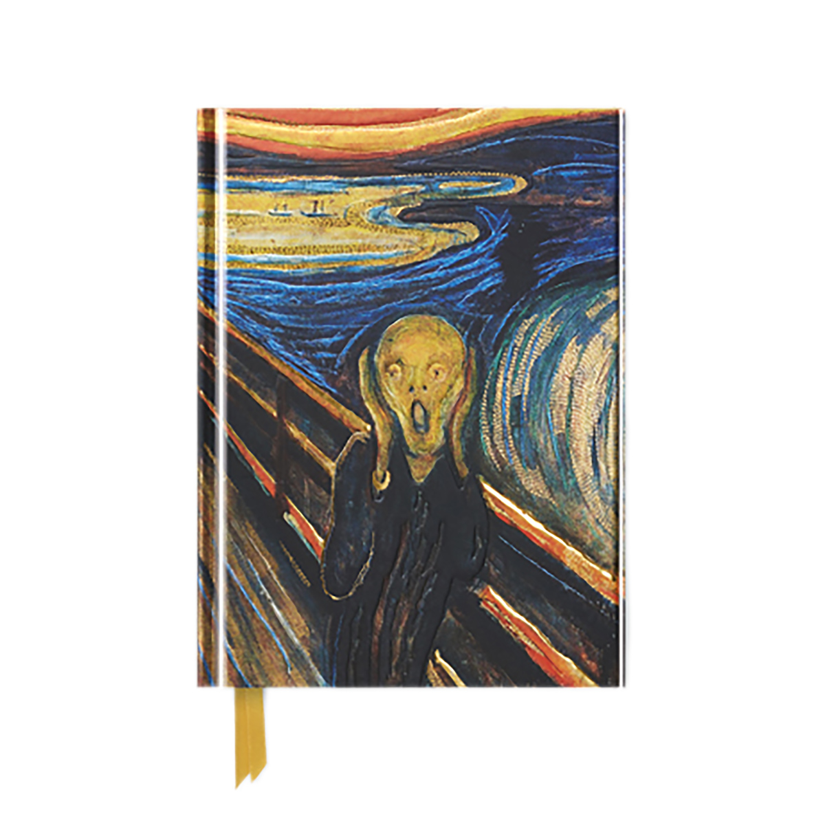 The Scream notebook (small)